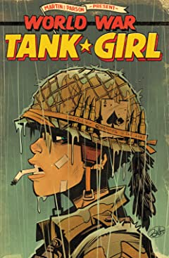 Tank Girl World War Tank Vol. 1