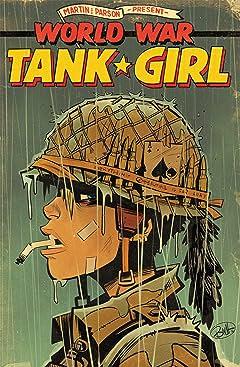 Tank Girl World War Tank Tome 1