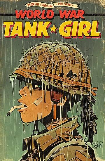 Tank Girl World War Tank Vol. 1