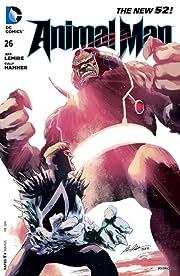 Animal Man (2011-2014) #26