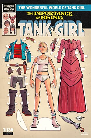 Tank Girl: The Wonderful World of Tank Girl #2