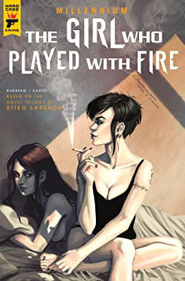 The Girl Who Played with Fire #2: Millennium