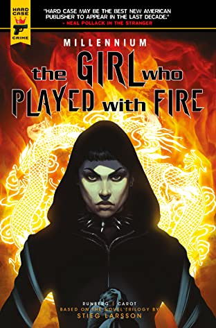 The Girl Who Played with Fire Vol. 2: Millennium