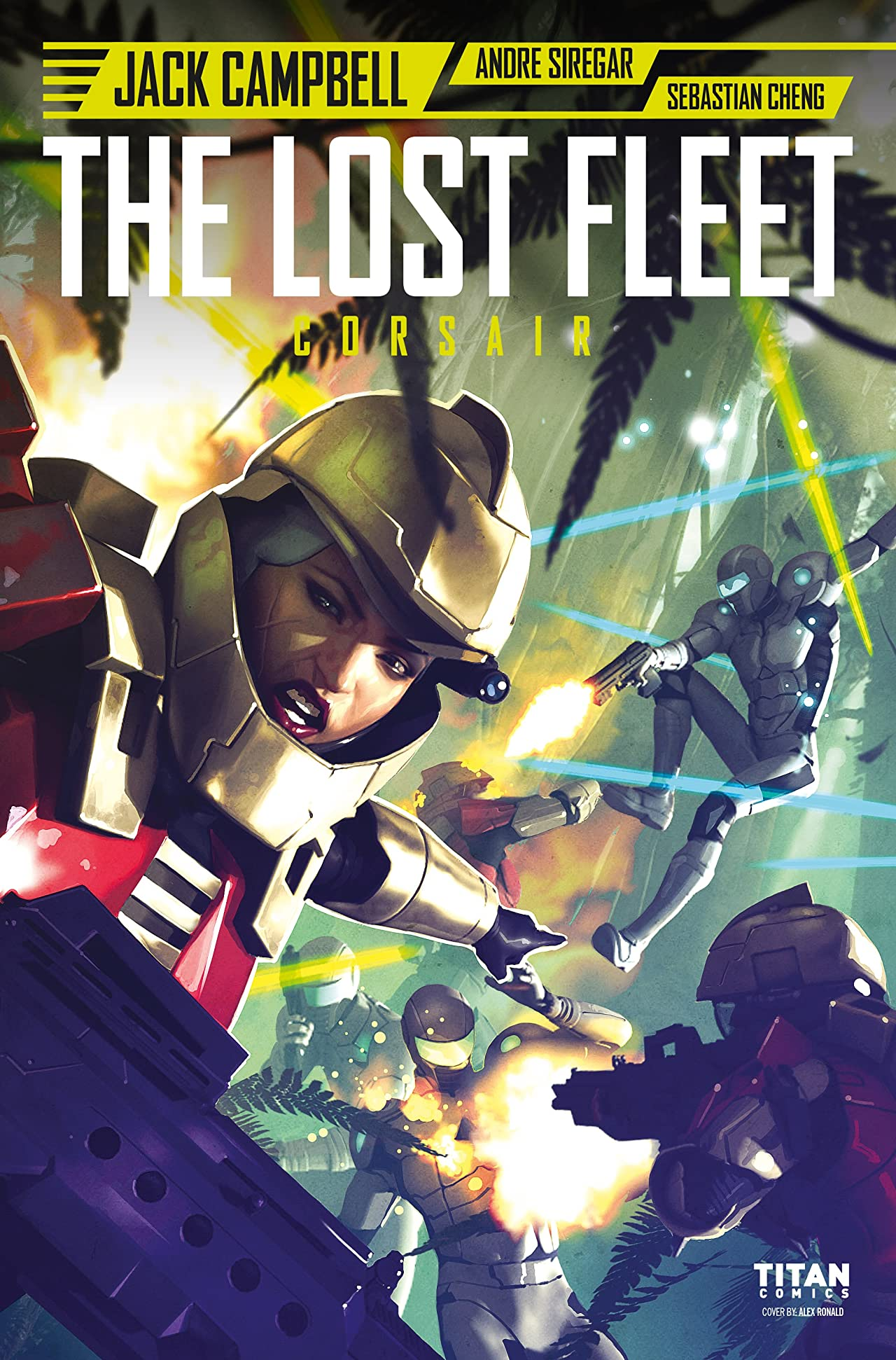 The Lost Fleet: Corsair #5