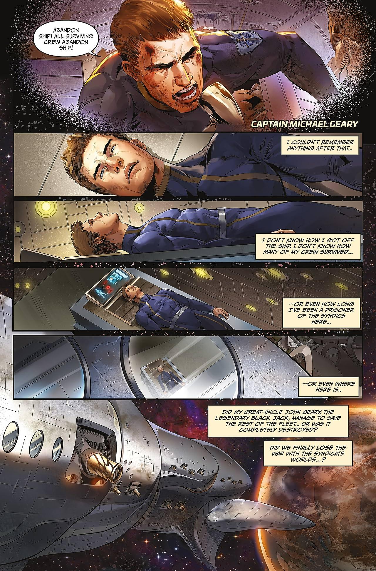 The Lost Fleet: Corsair Vol. 1