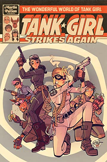 The Wonderful World of Tank Girl #1