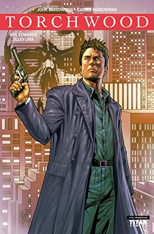 Torchwood: The Culling #3