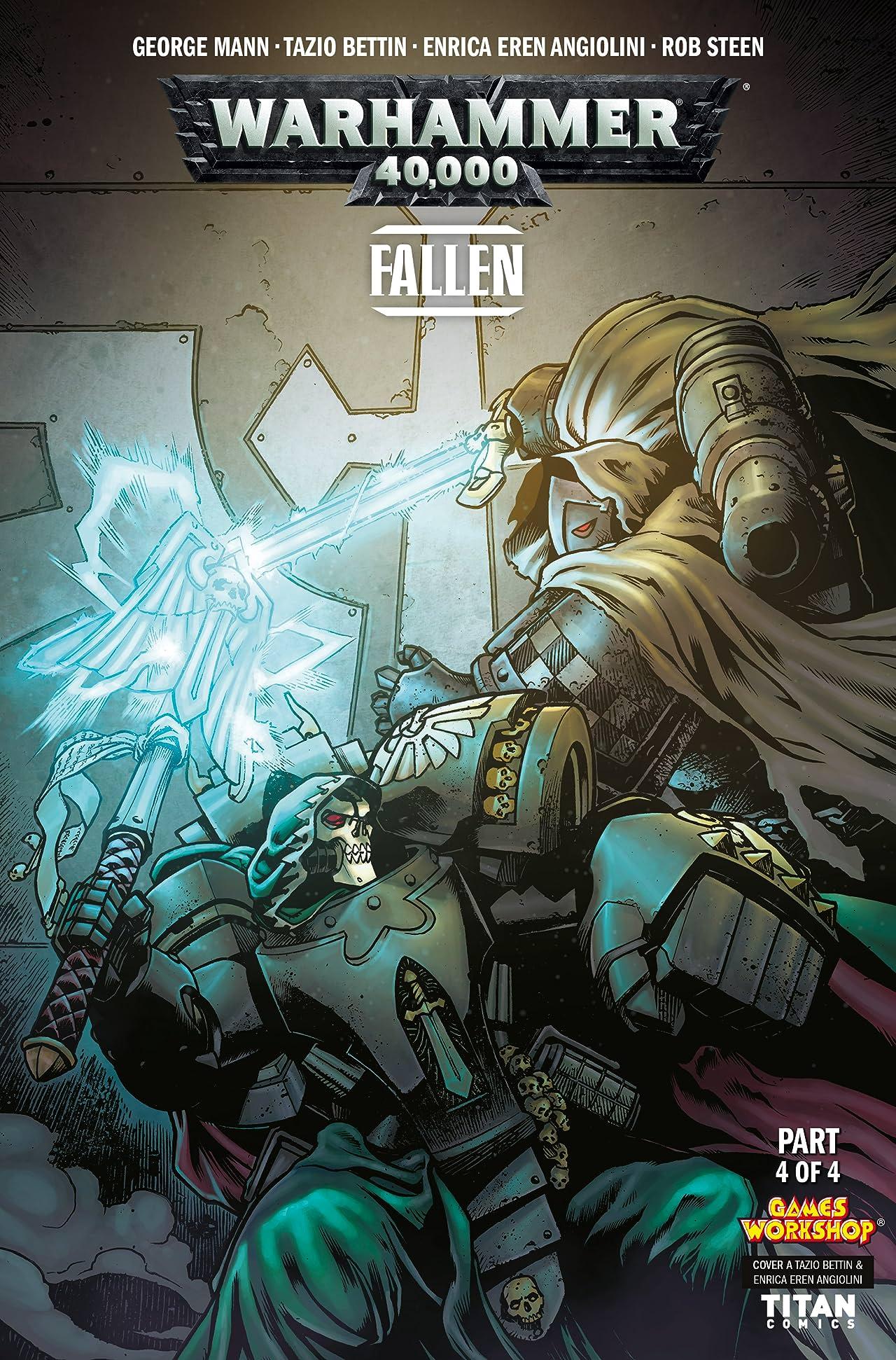 Warhammer 40,000 #12: Fallen