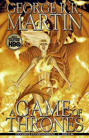 George R.R. Martin's A Game Of Thrones: The Comic Book No.6