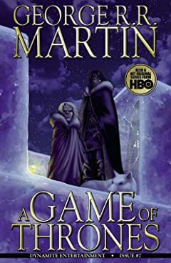 George R.R. Martin's A Game Of Thrones: The Comic Book #7