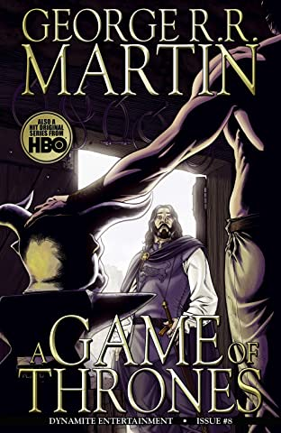 George R.R. Martin's A Game Of Thrones: The Comic Book #8