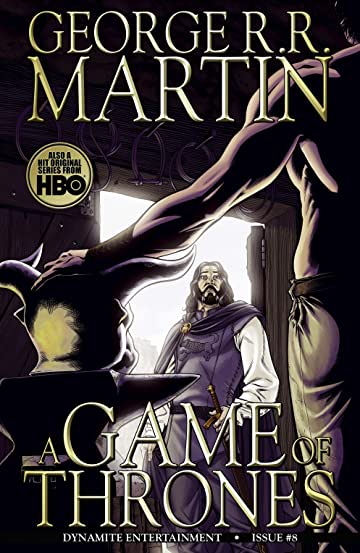 George R.R. Martin's A Game Of Thrones: The Comic Book No.8