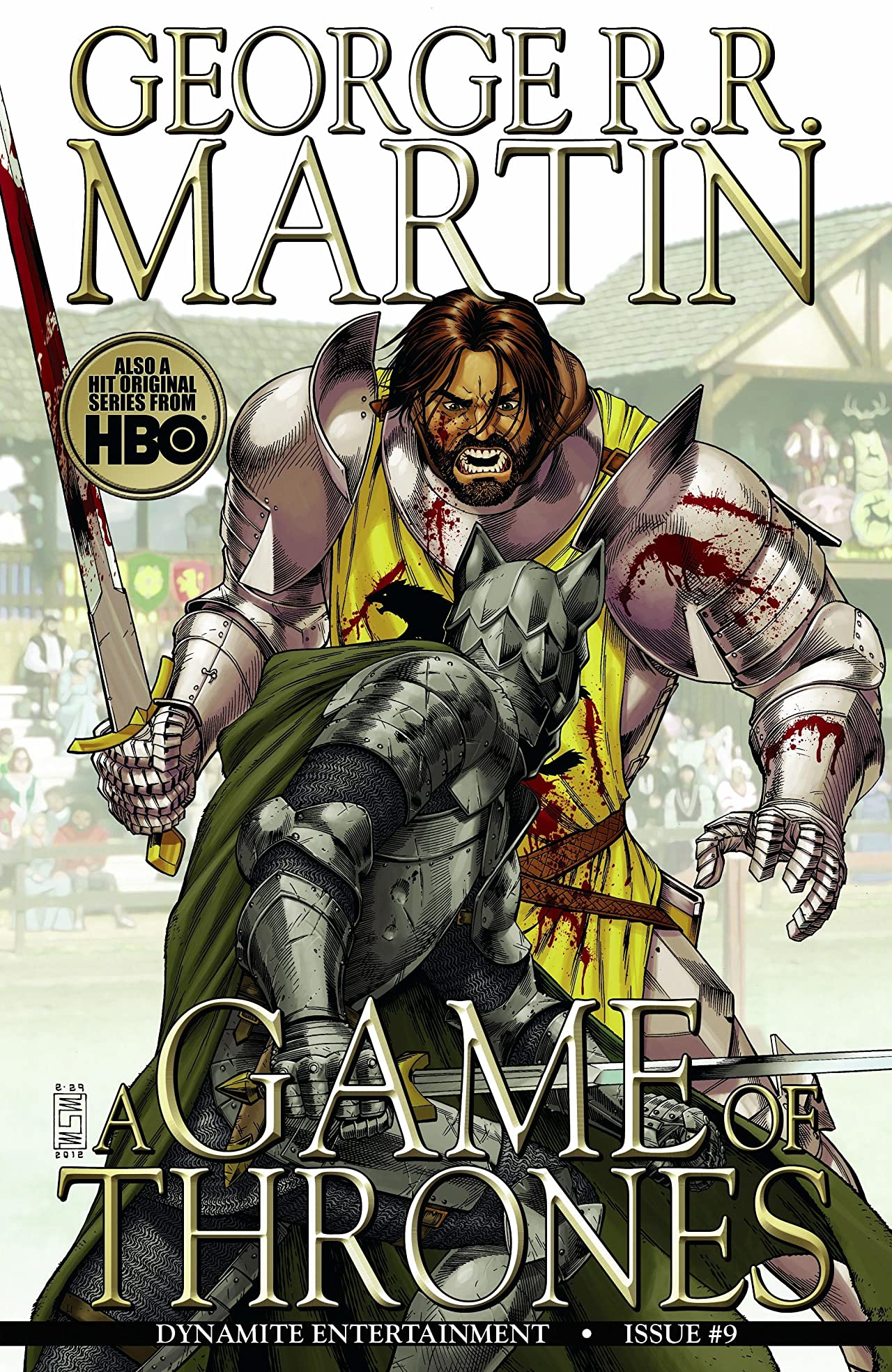 George R.R. Martin's A Game Of Thrones: The Comic Book #9