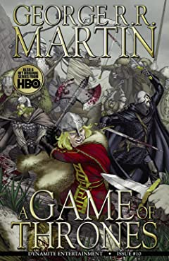 George R.R. Martin's A Game Of Thrones: The Comic Book #10