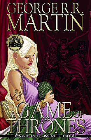 George R.R. Martin's A Game Of Thrones: The Comic Book No.11