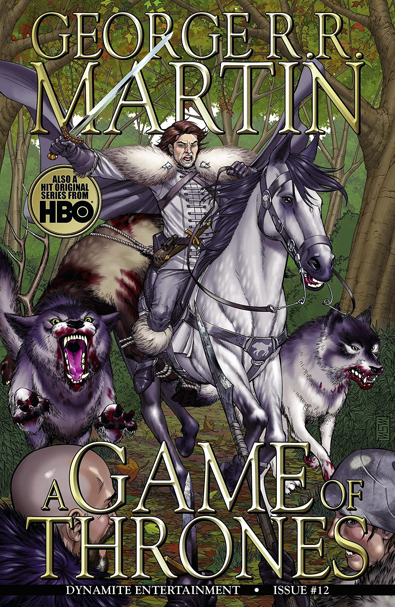 George R.R. Martin's A Game Of Thrones: The Comic Book #12