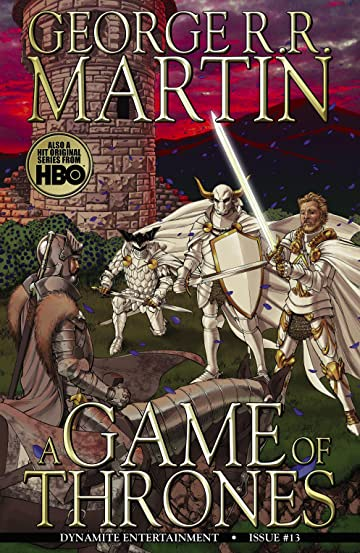 George R.R. Martin's A Game Of Thrones: The Comic Book No.13