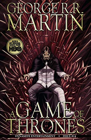 George R.R. Martin's A Game Of Thrones: The Comic Book #14