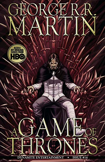 George Rr Martins A Game Of Thrones The Comic Book 14 Eu