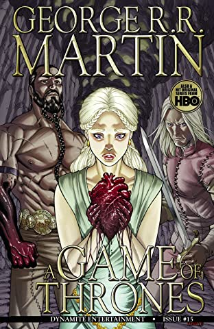 George R.R. Martin's A Game Of Thrones: The Comic Book No.15