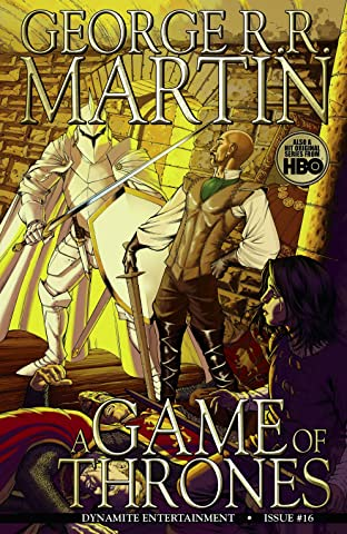 George R.R. Martin's A Game Of Thrones: The Comic Book No.16