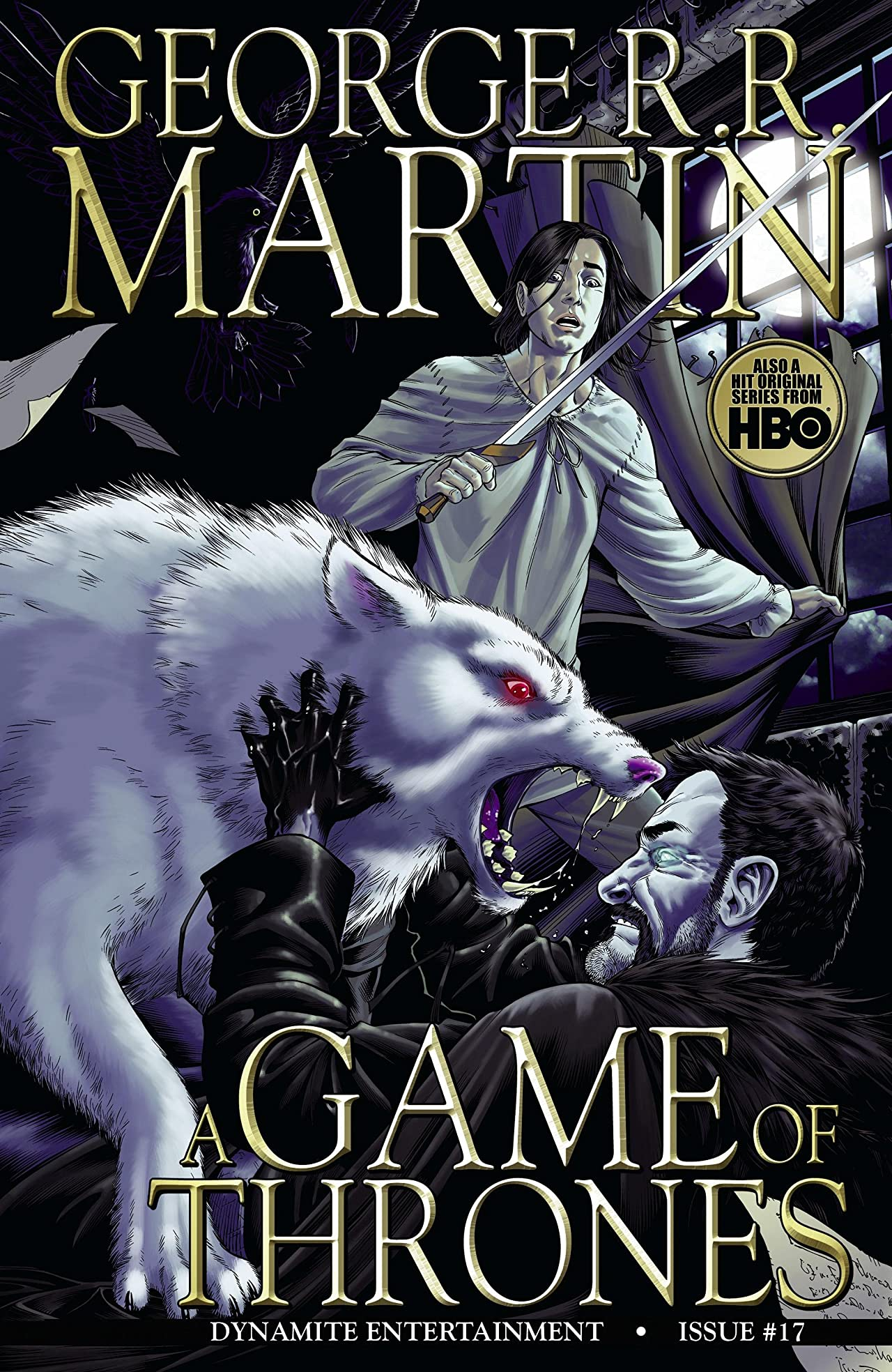 George R.R. Martin's A Game Of Thrones: The Comic Book #17