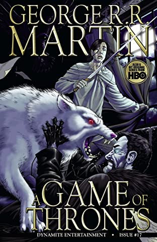 George R.R. Martin's A Game Of Thrones: The Comic Book No.17