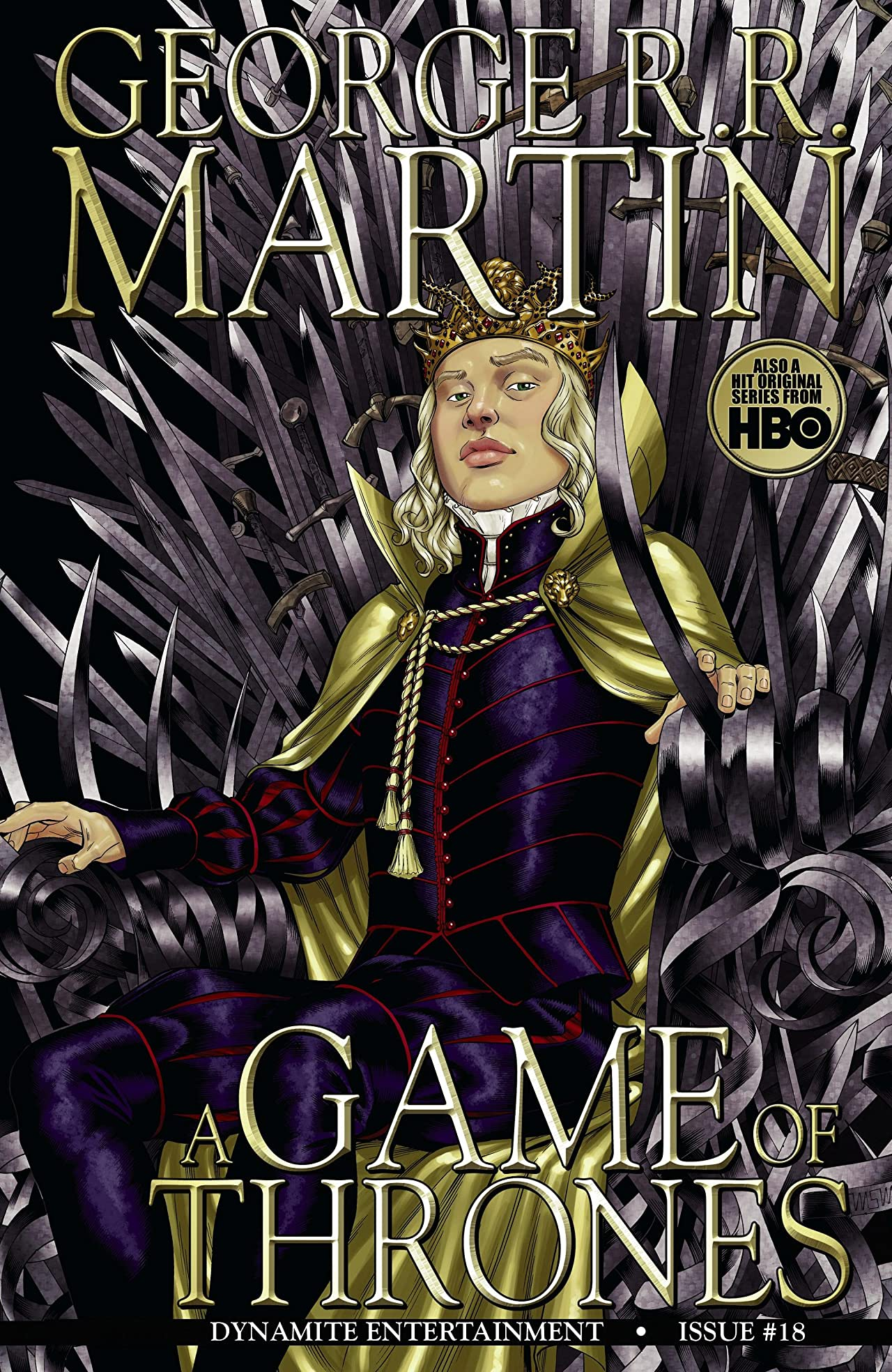 George R.R. Martin's A Game Of Thrones: The Comic Book #18