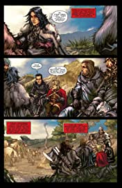 George R.R. Martin's A Game Of Thrones: The Comic Book #19