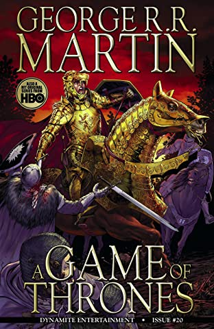 George R.R. Martin's A Game Of Thrones: The Comic Book No.20
