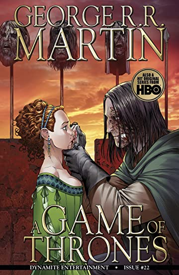 George R.R. Martin's A Game Of Thrones: The Comic Book #22