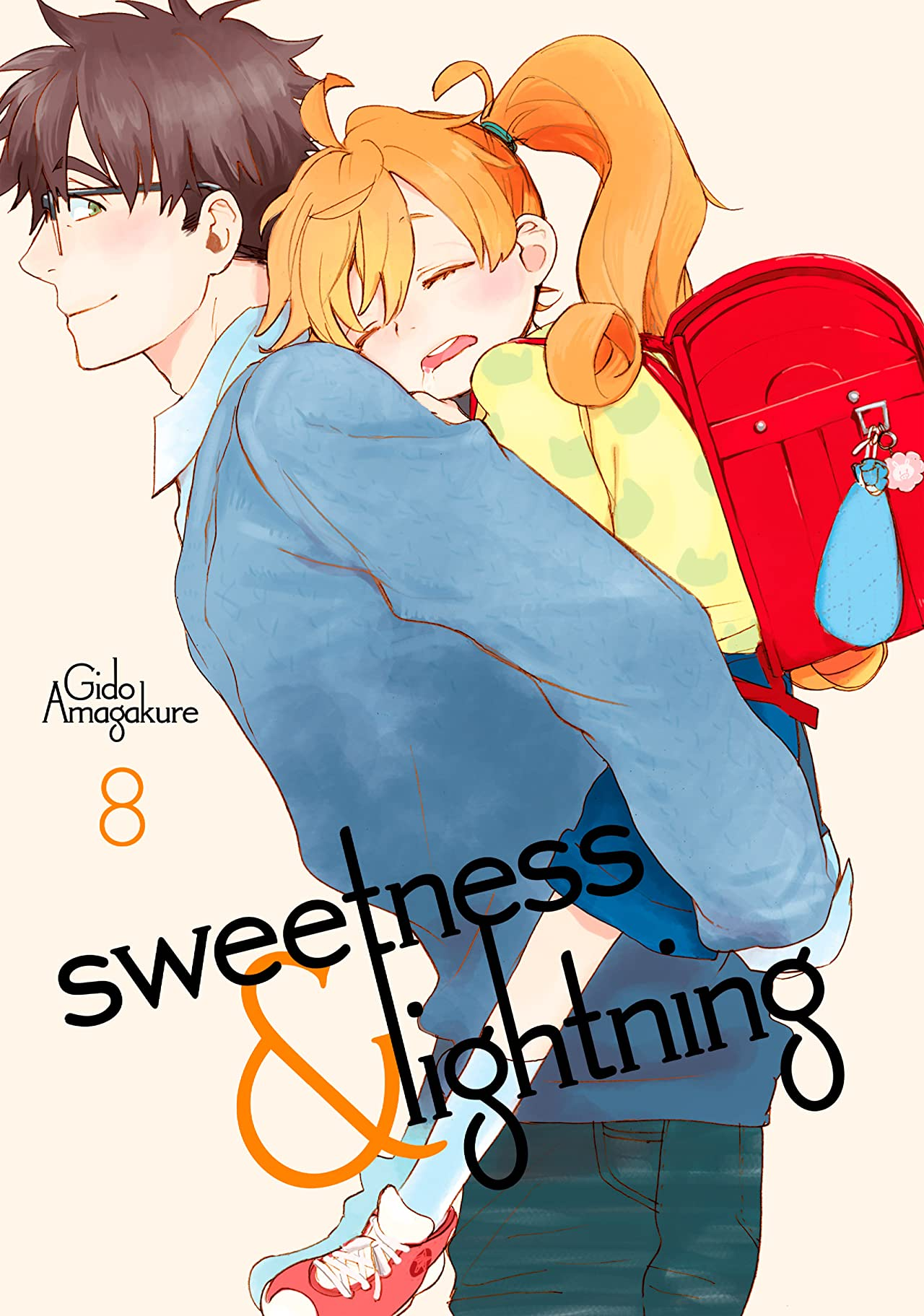 Sweetness and Lightning Vol. 8
