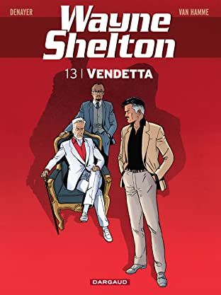 Wayne Shelton Vol. 13: Vendetta