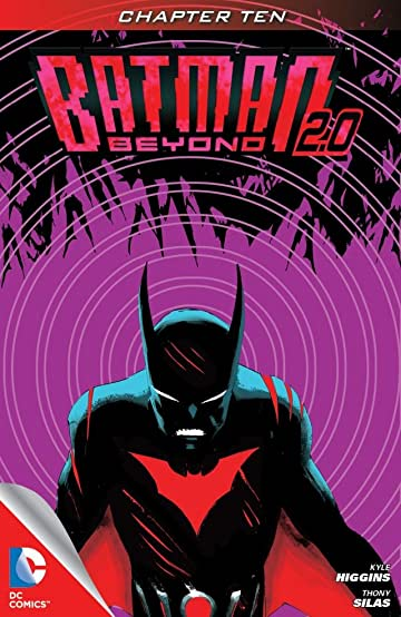 Batman Beyond 2.0 (2013-2014) #10
