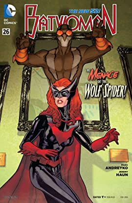 Batwoman (2011-2015) #26