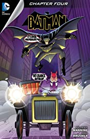 Beware the Batman (2013-2014) #4