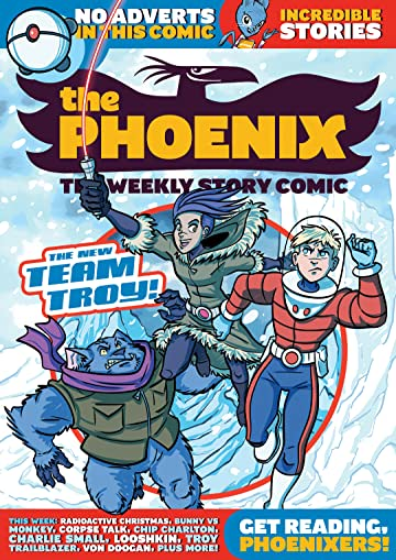 The Phoenix #102: The Weekly Story Comic