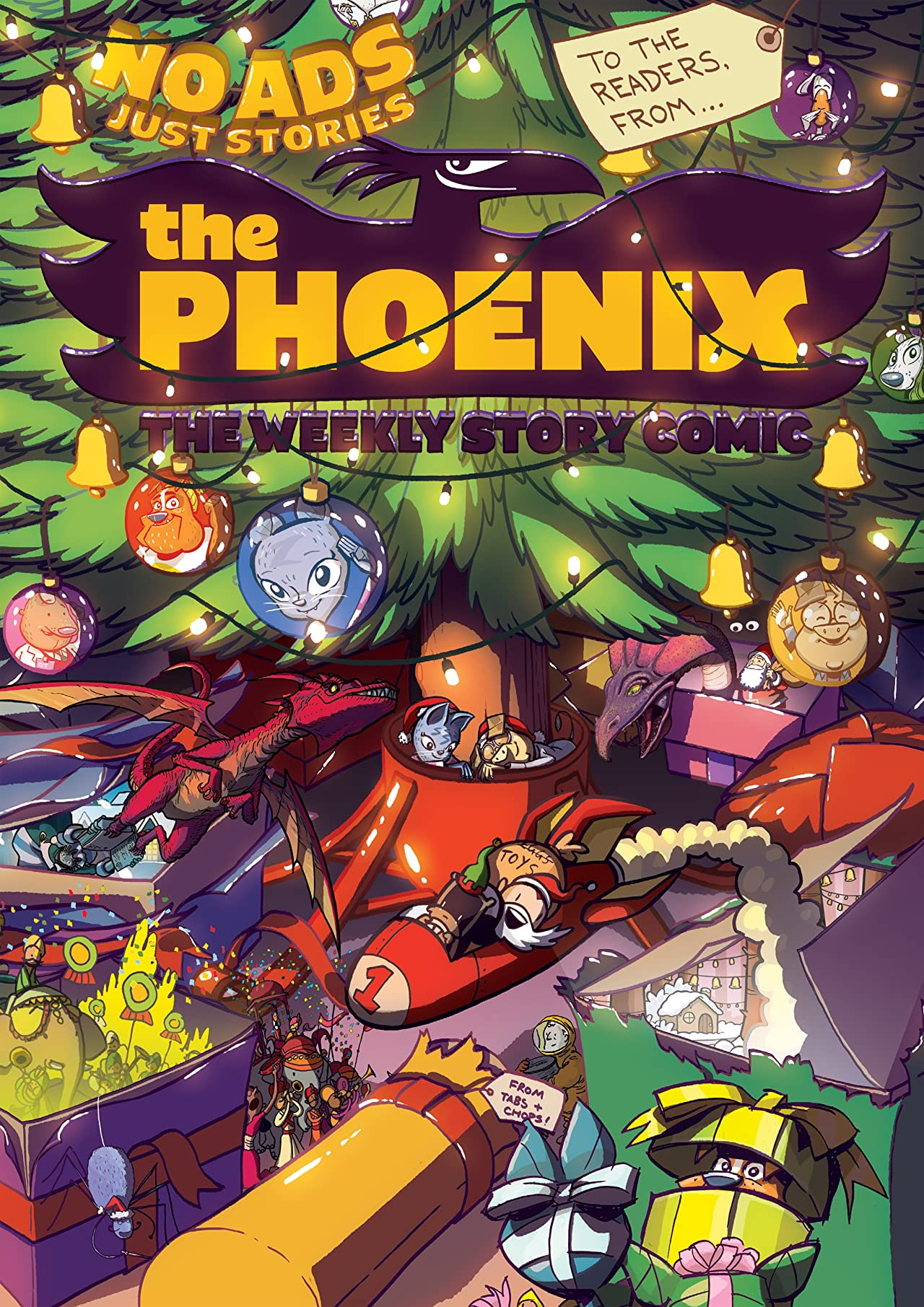 The Phoenix #103: The Weekly Story Comic