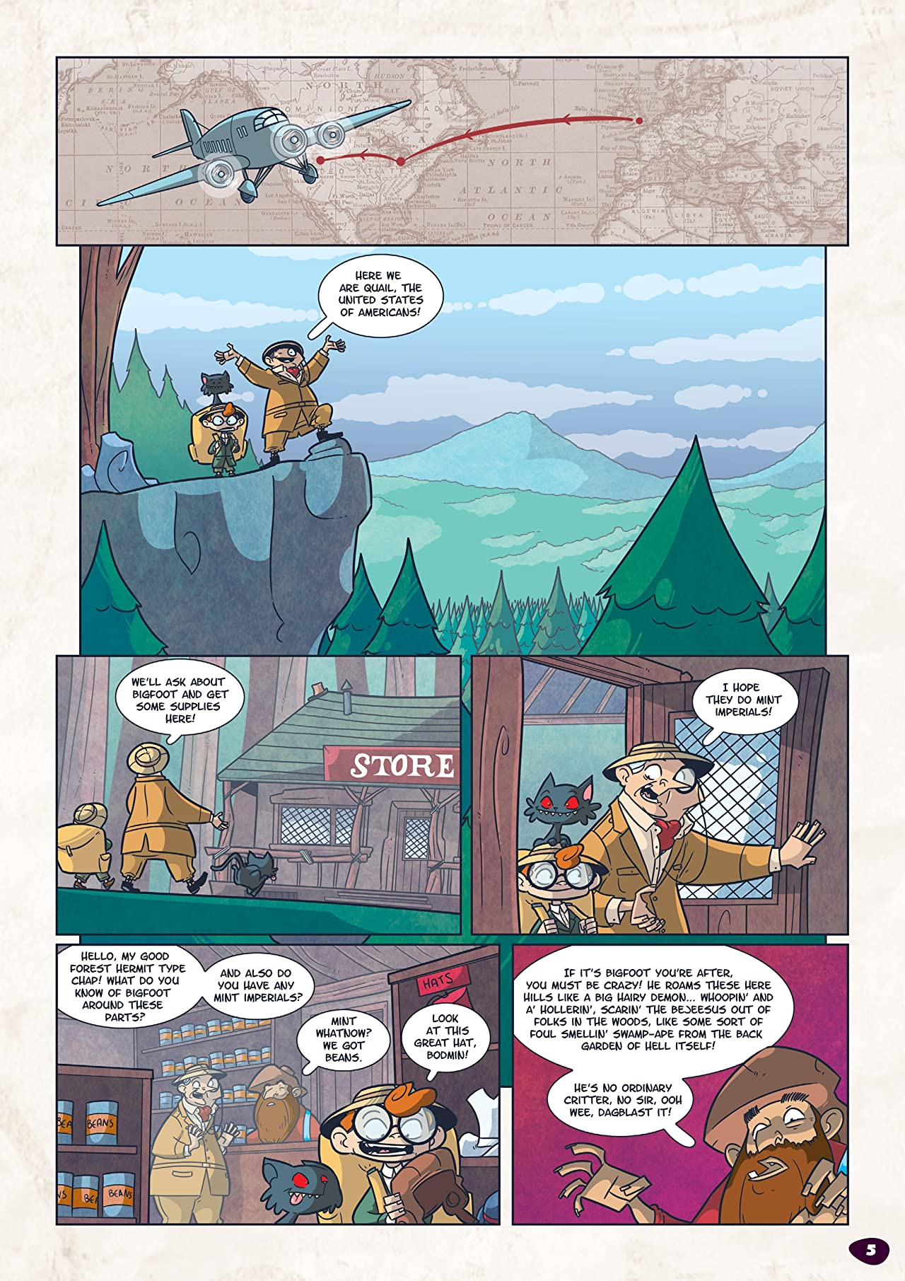 The Phoenix #105: The Weekly Story Comic