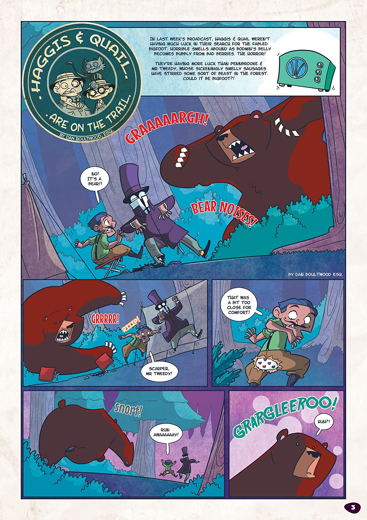 The Phoenix #107: The Weekly Story Comic