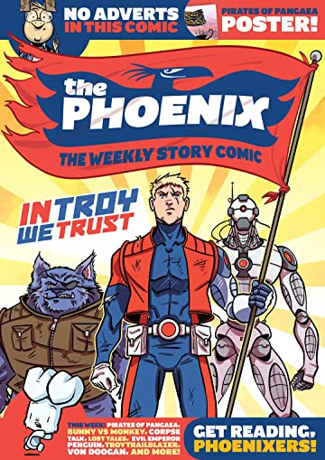 The Phoenix #110: The Weekly Story Comic
