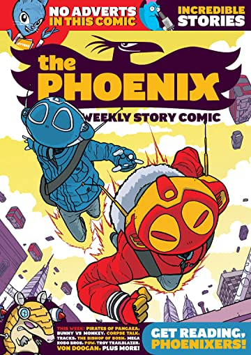 The Phoenix #112: The Weekly Story Comic