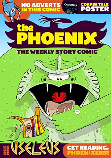 The Phoenix #114: The Weekly Story Comic