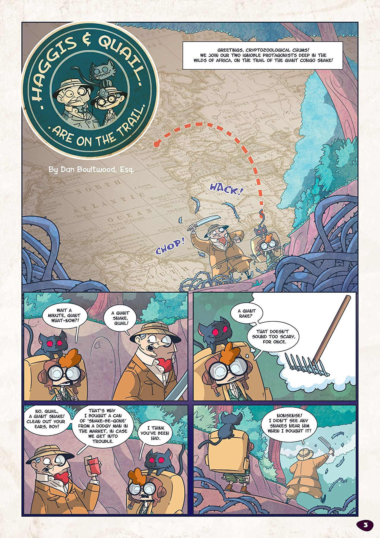 The Phoenix #117: The Weekly Story Comic