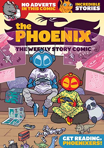 The Phoenix #121: The Weekly Story Comic