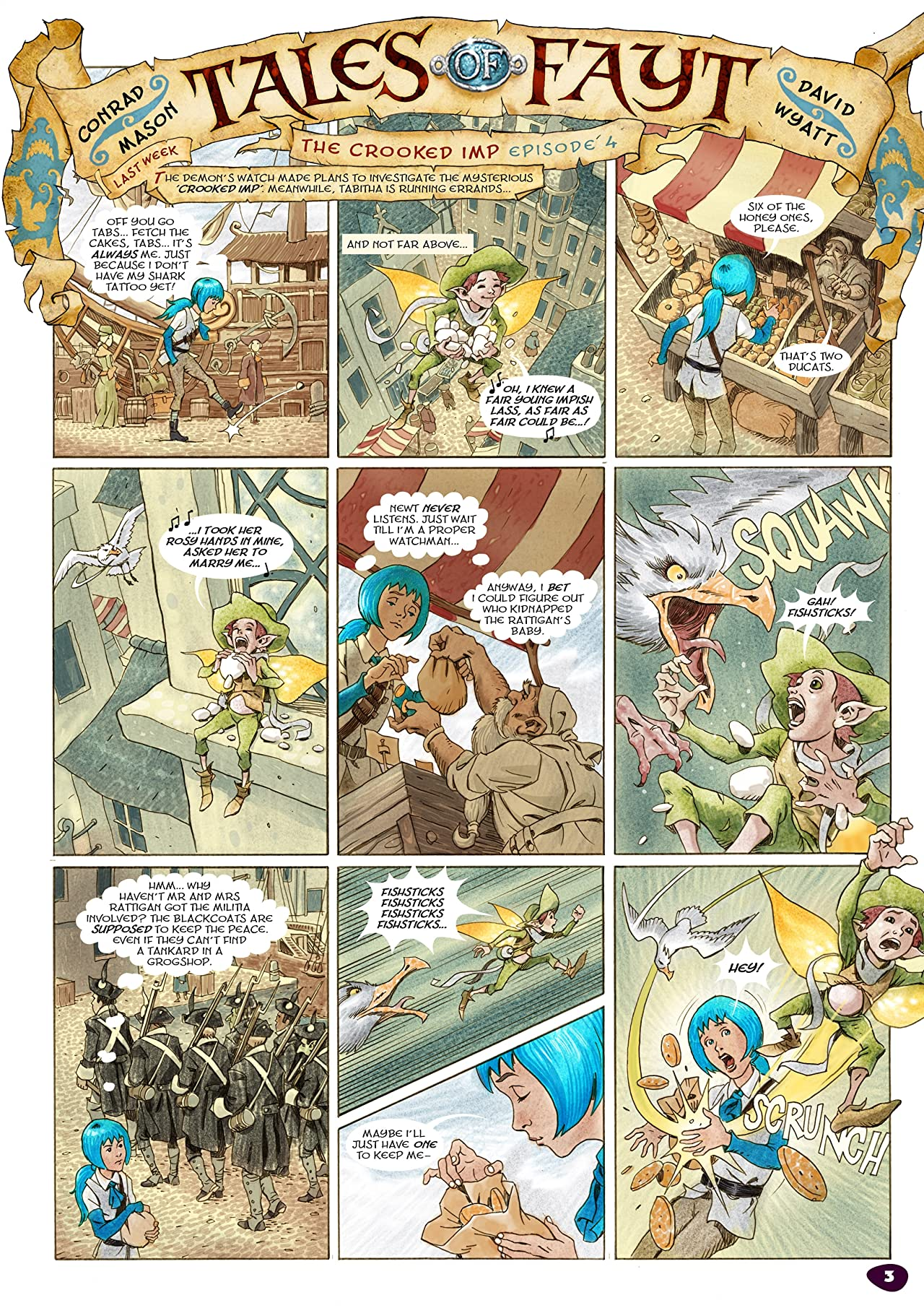 The Phoenix #128: The Weekly Story Comic