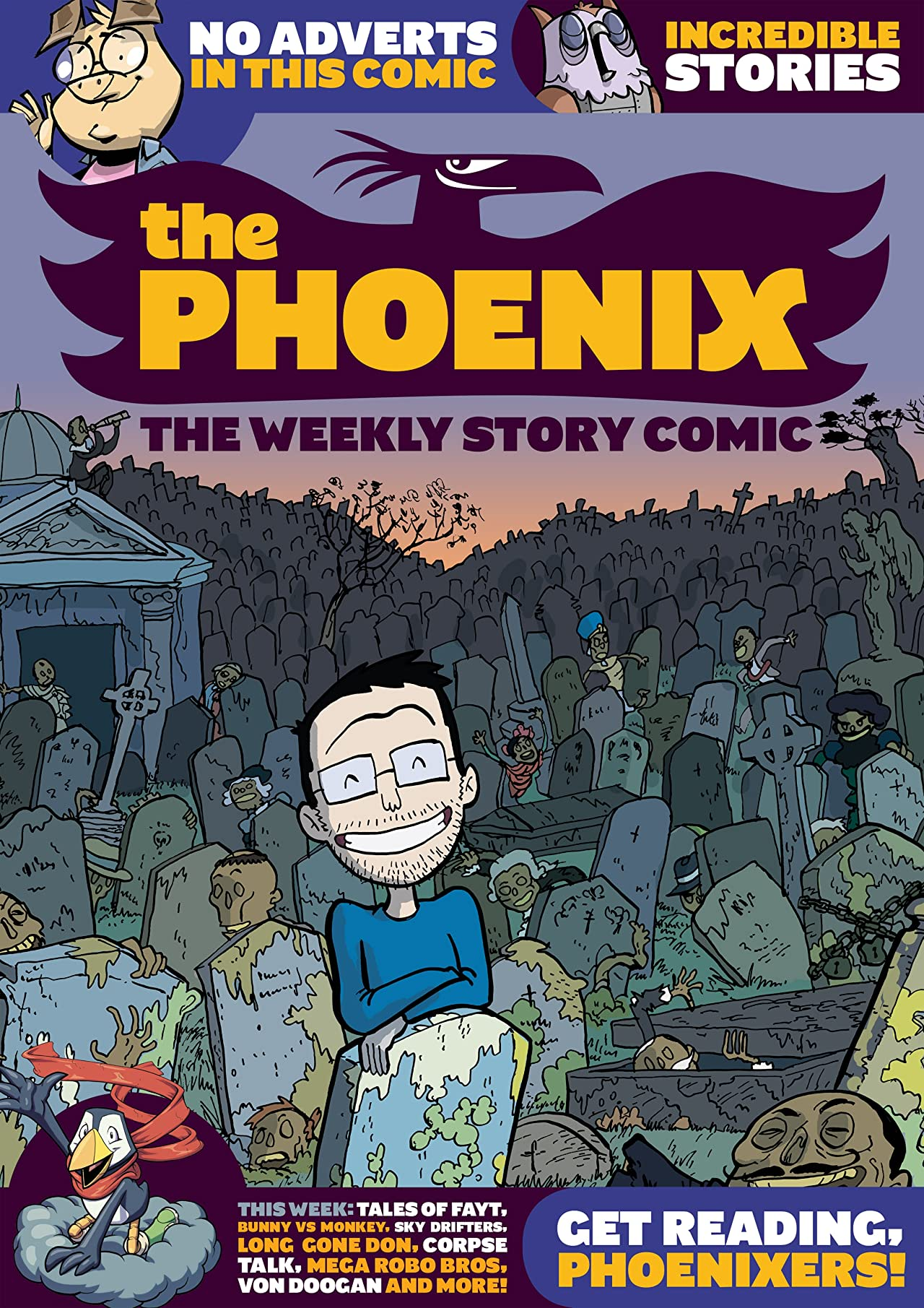 The Phoenix #129: The Weekly Story Comic