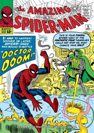 Amazing Spider-Man #005