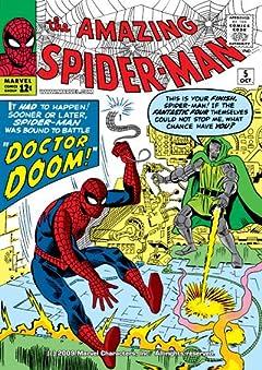 Amazing Spider-Man (1963-1998) No.5