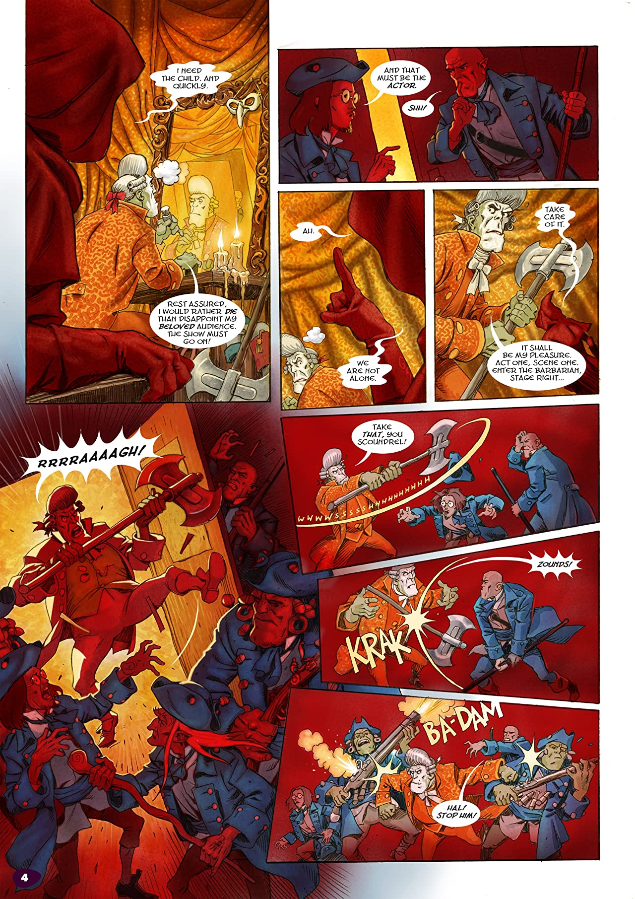 The Phoenix #131: The Weekly Story Comic